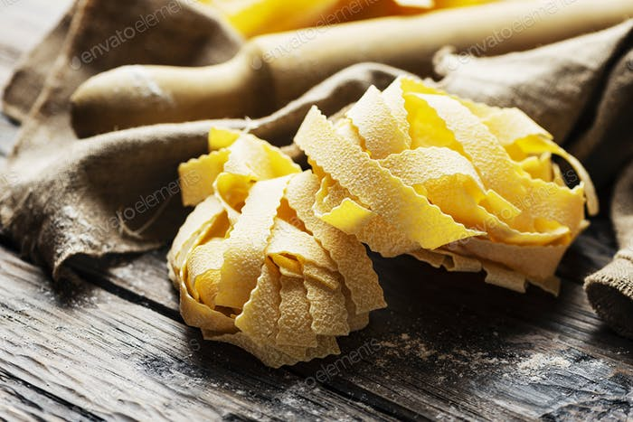 Roh Pappardelle