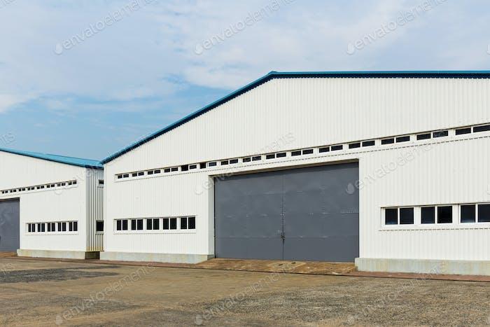 Storage warehouse unit