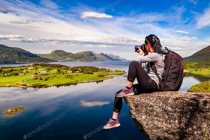 Naturfotograf Norwegen Lofoten Archipel.