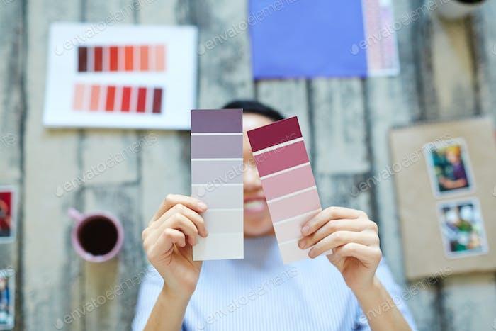 Farbige Beispiele