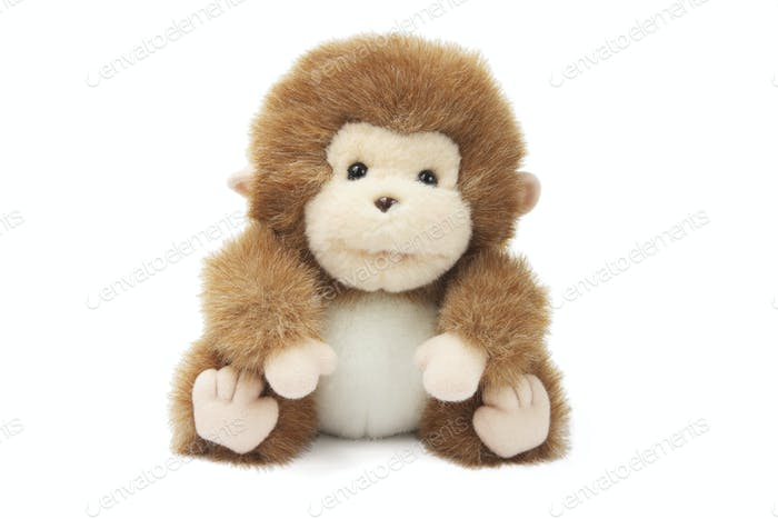 Soft Toy Baby Monkey