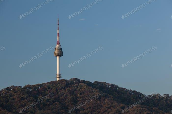 N Seoul Tower, South Korea