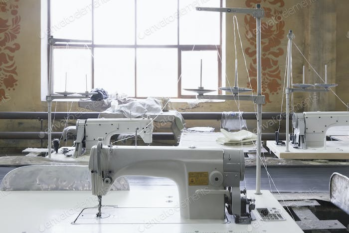 Factory Sewing Machines