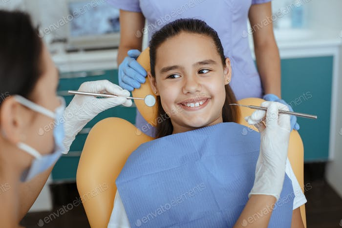 Dental care and caries prevention in children