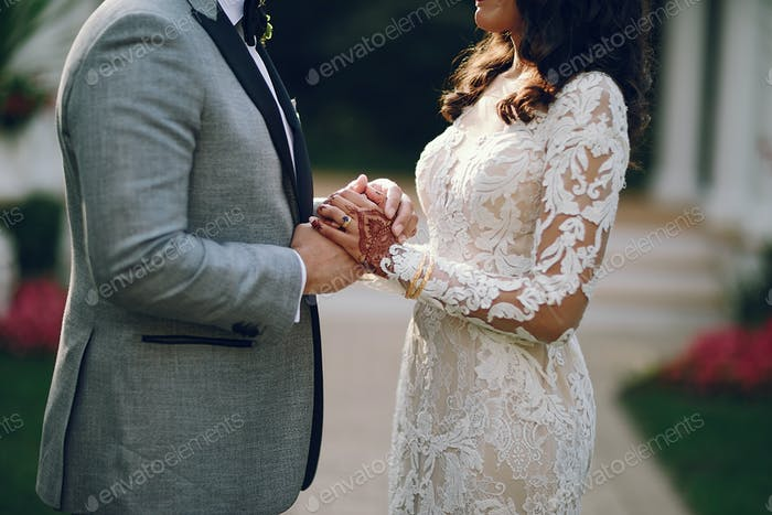 Elegant indian wedding