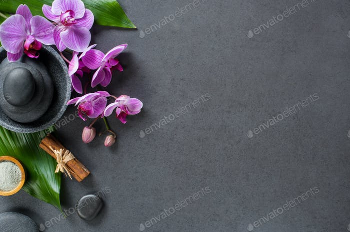 Relax and beauty concept at spa