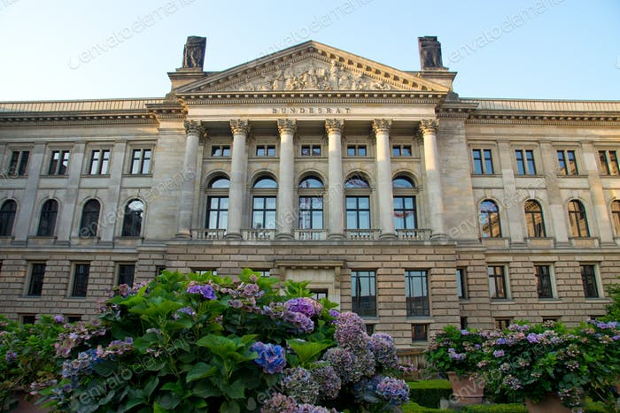 The Bundesrat in Berlin
