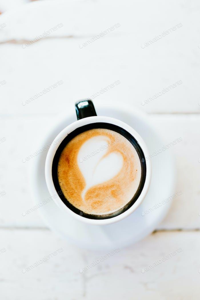 Coffee machiato