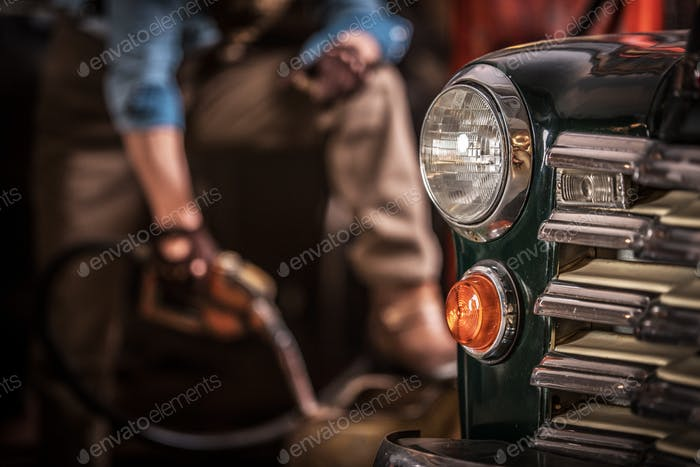 Classic Cars Hobby