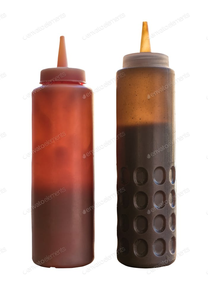 Squeezy Bottle Condiments