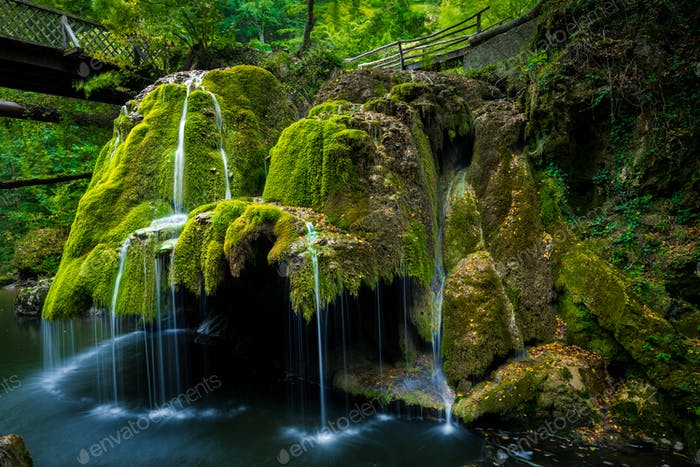 Bigar Waterfall, Rumanía