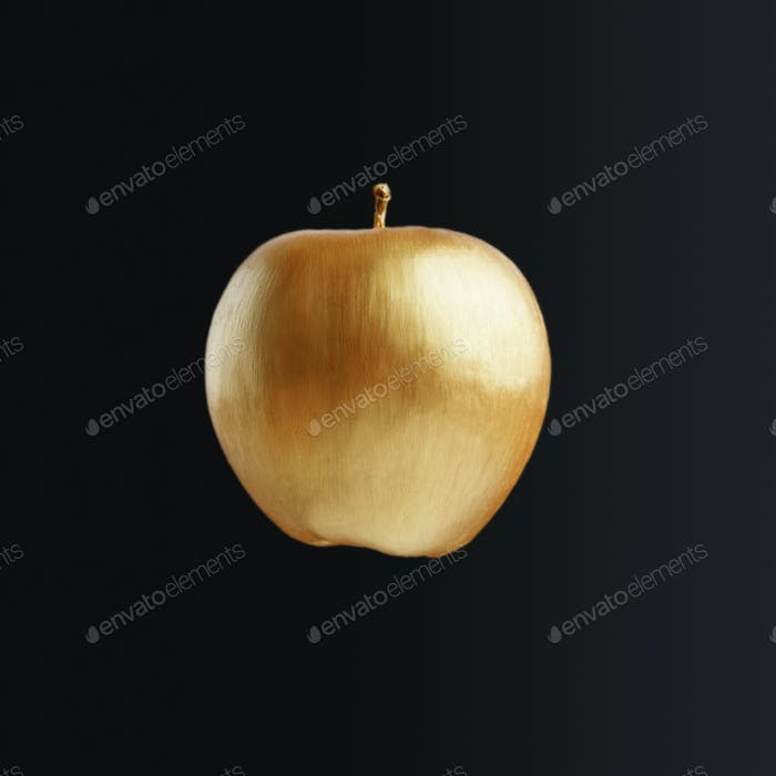Golden Apple of Discord concept