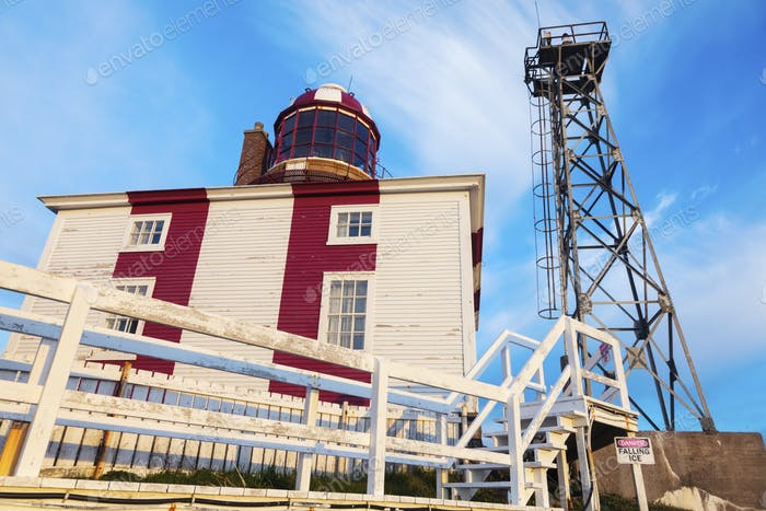 Cape Bonavista Lighthouse, Newfoundland