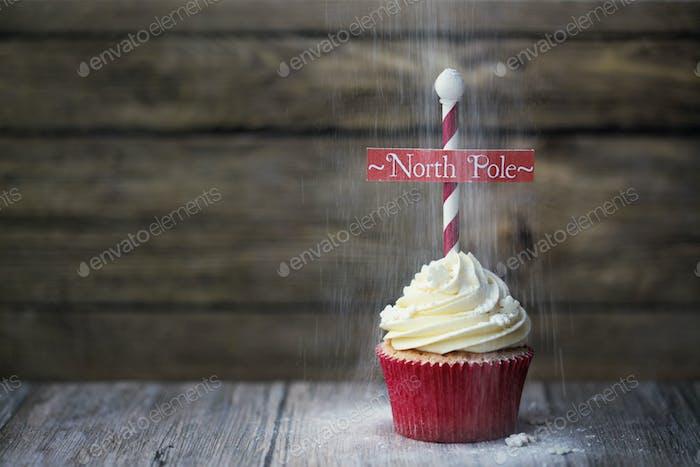 Nordpol Cupcake