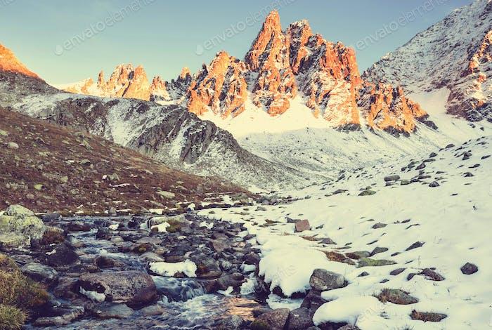 Berge in der Türkei