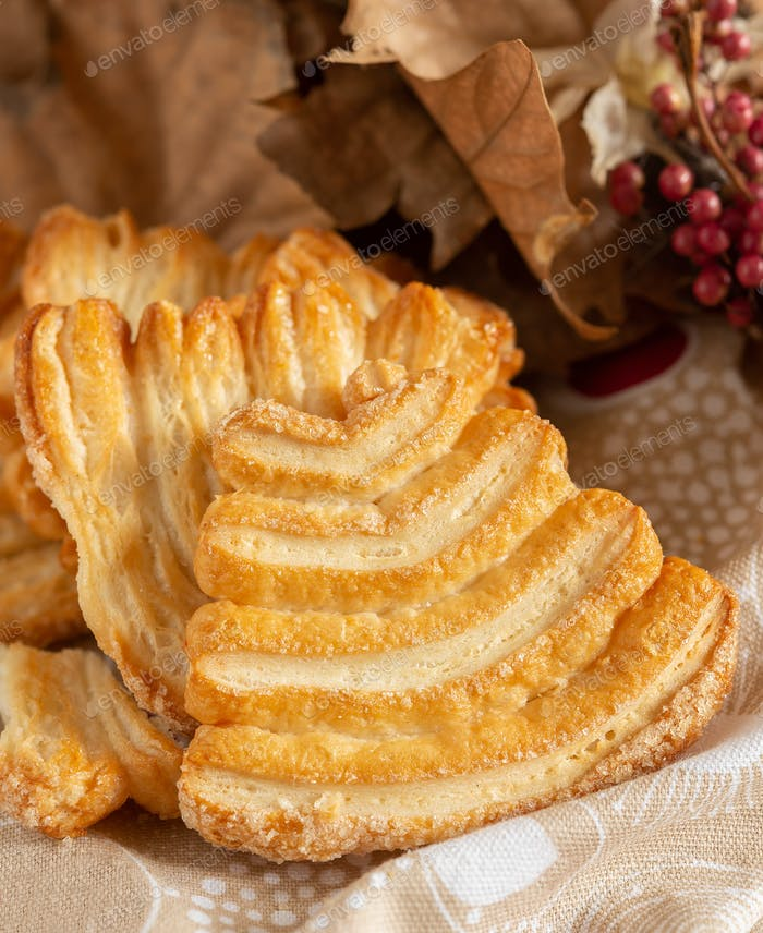 soft puff pastry