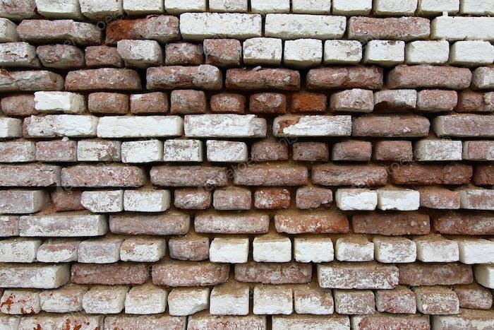 Old brick wall - brick texture