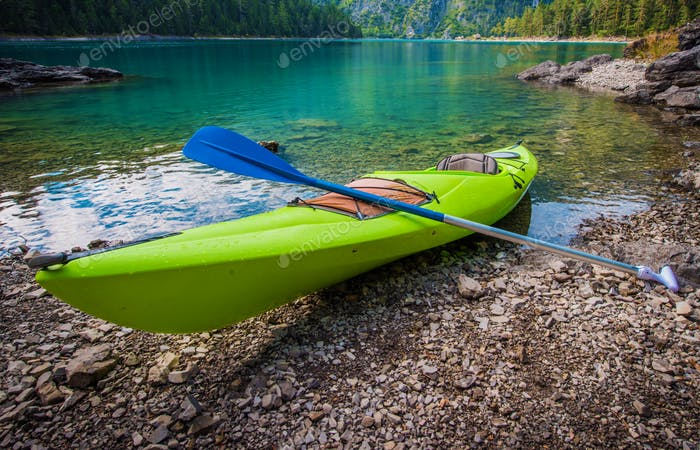 Lake Erholung Kajakfahrt