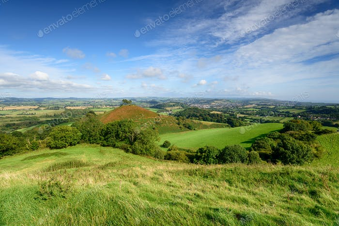 Comer's Hill in Dorset