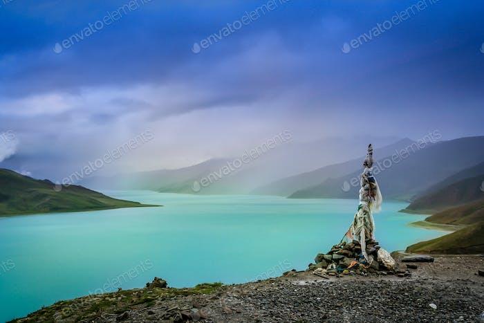 Yamdrok Tso Lake