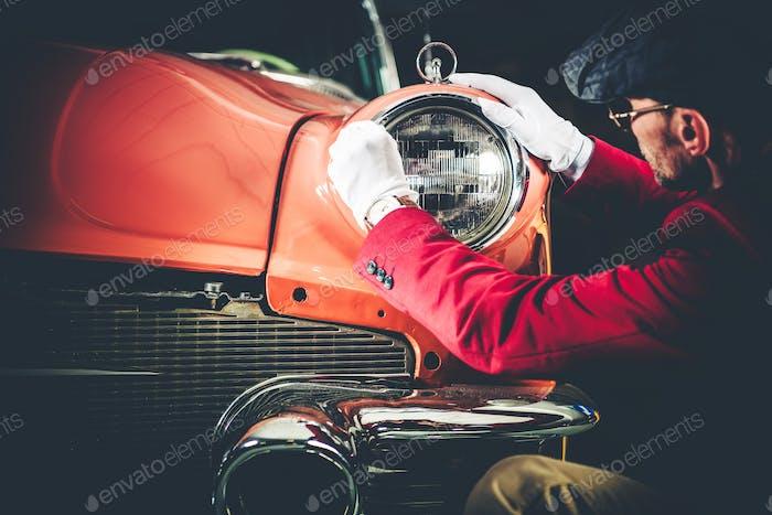 Collectible Car Appraisal
