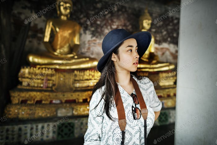 Reise-Tourismus-Kamera Foto Wanderlust Konzept