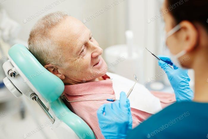 Zahnärztliche Probleme