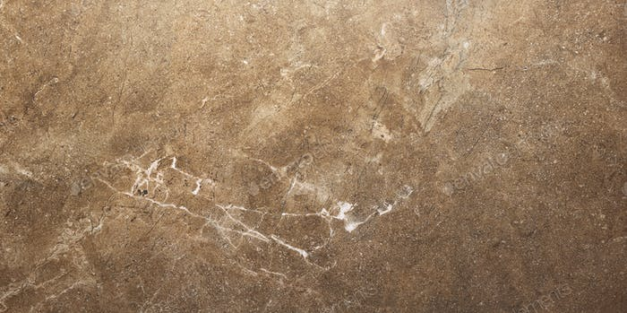 Stone or marble surface background of table, wall texture. Panorama or panoramic view