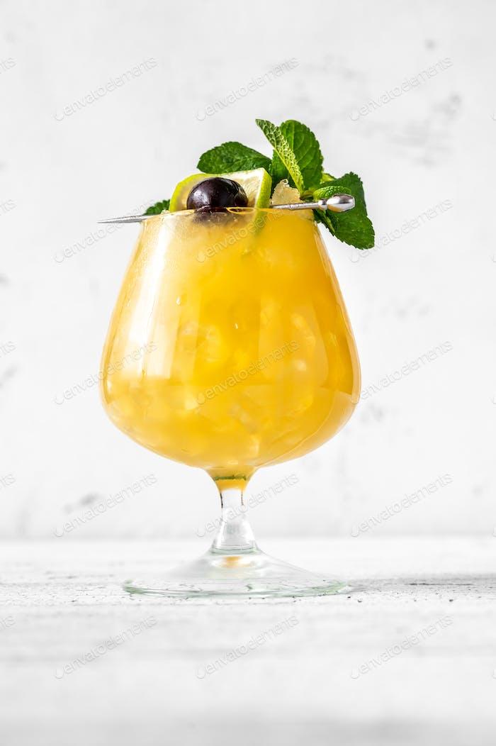 Quarantine order cocktail