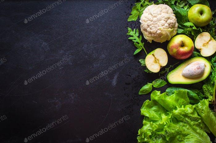 Diet healthy food