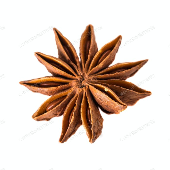 Close-up of Anise.