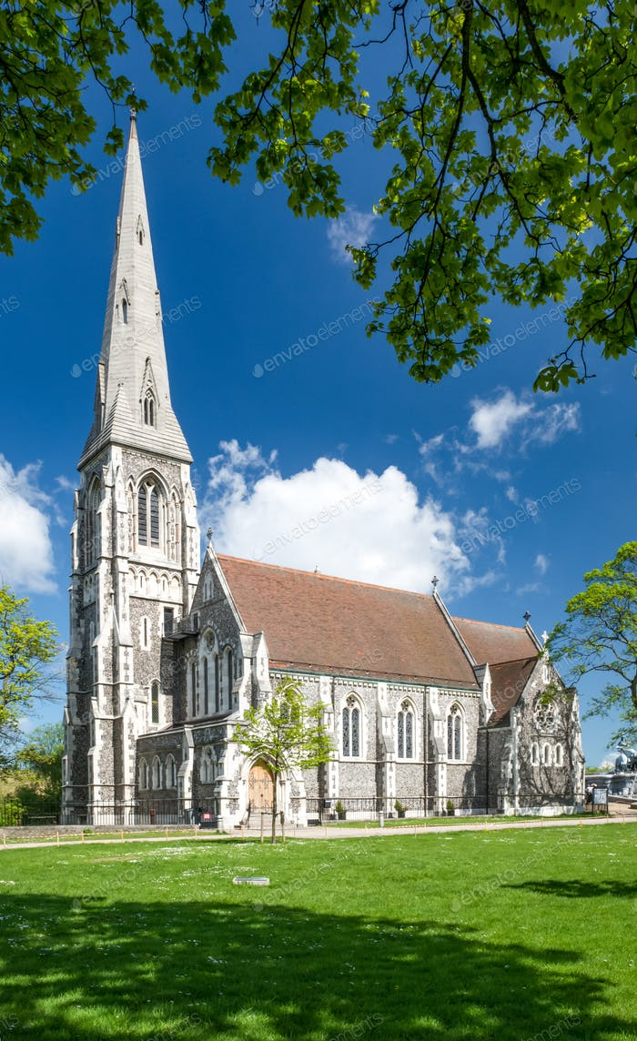 St. Albans Kirche (Copehangen)
