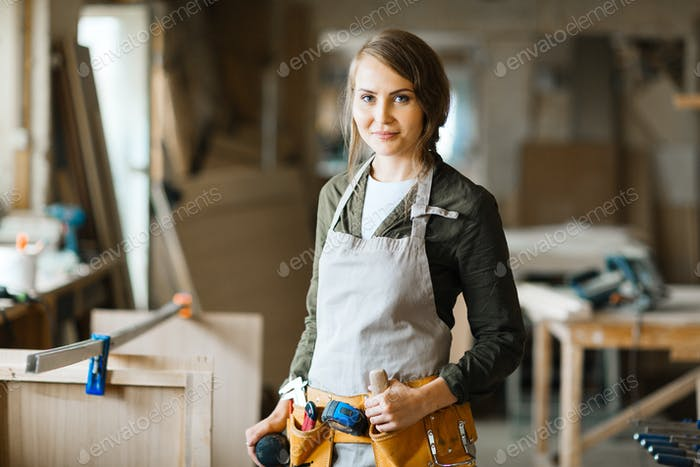 DIY Frau