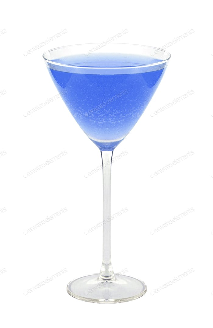 cocktail isolated