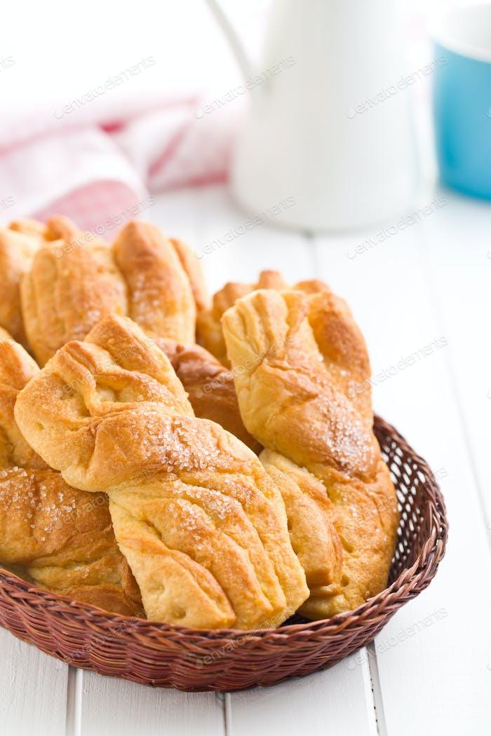 tasty baked bun