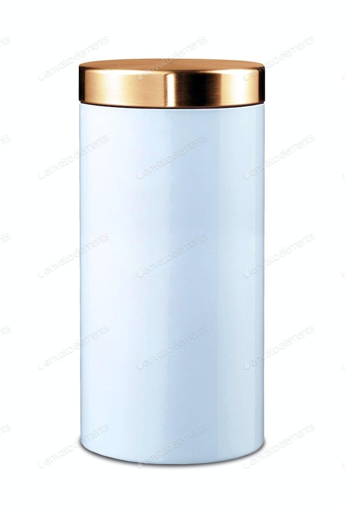 jar isolated on white background