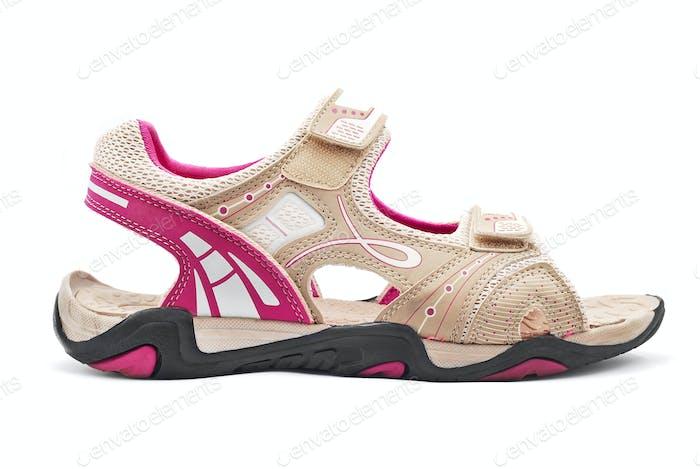women hiking sandal