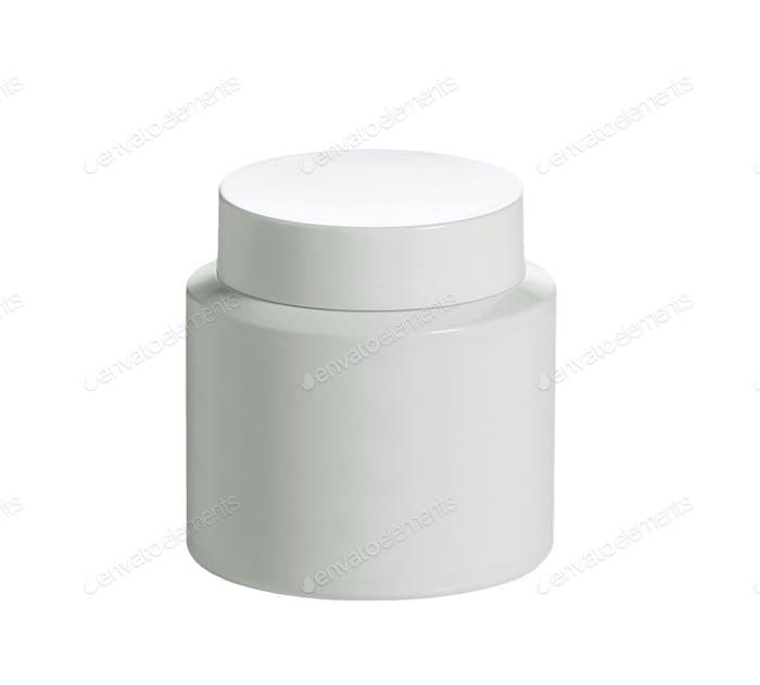 Beauty Creme Isoliert auf weiß
