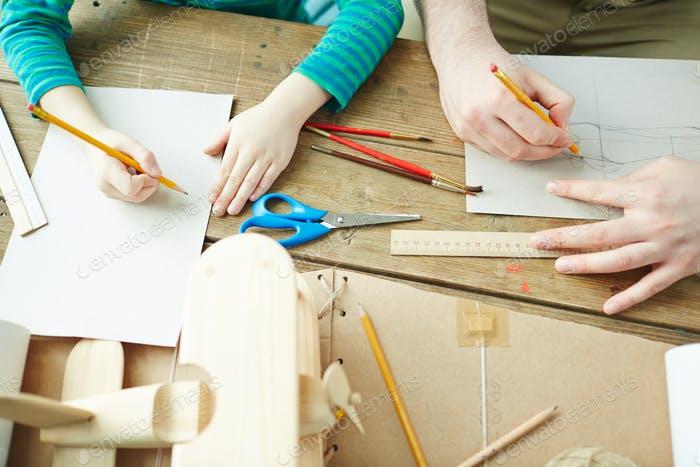 Designing carton toy