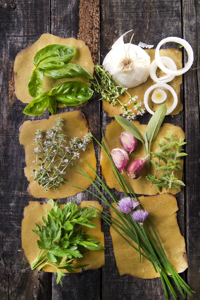 Flavors Of Herbs