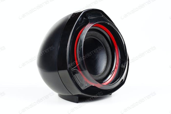 single speaker