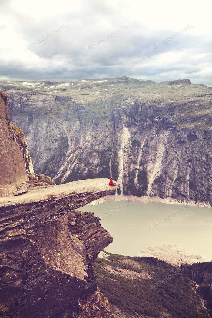 Wanderung in Norwegen