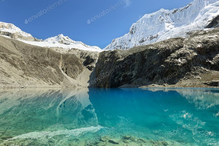 Laguna 69, Huascaran National Park - Huaraz - Peru