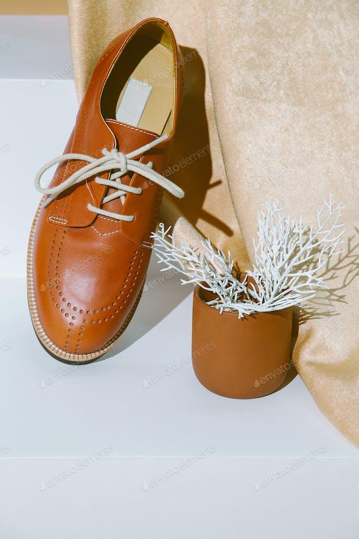 Trendy vintage clothing,