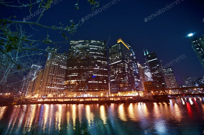 Chicago River Front