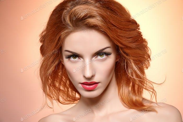 Redhead sexy