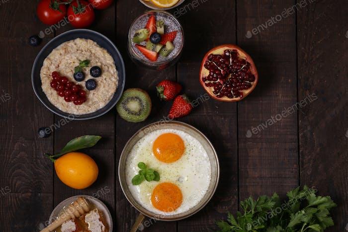 Frühstückssortiment