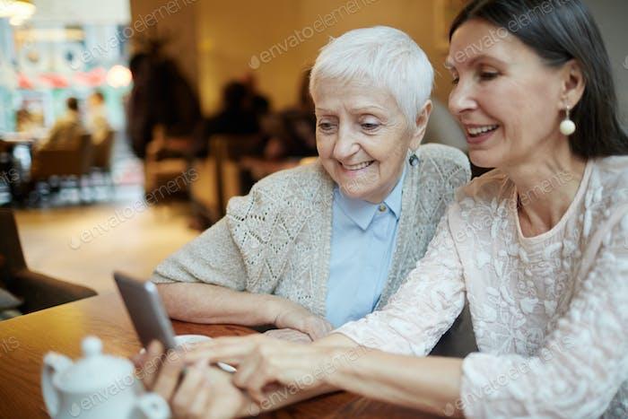Social grannies