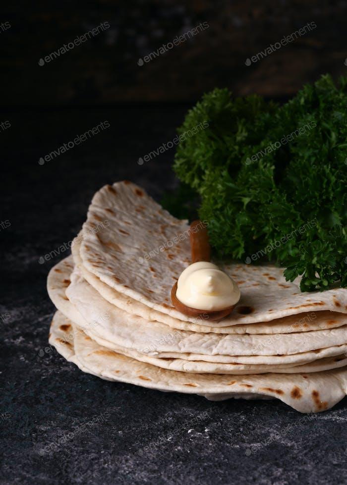 Pita Tortilla Lavash