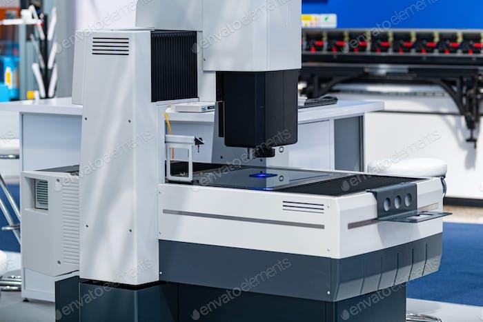 Precision Multisensor Measurement Machine in Manufactoring Factory